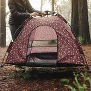 Scout & About Outdoor Dog Tent (Mocha)
