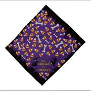 Pet Lifestyle - Tricks For Treats Halloween Dog Bandana