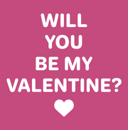 Will You Be My Valentine Dog Shirt