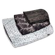 Dog Beds - Snuggle Bed For Dogs And Cats - Leopard Brown