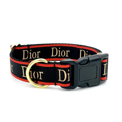 Red DogDior Dog Collar